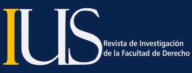 IUS Revista de la Facultad de Derecho